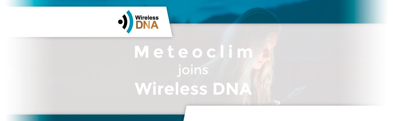Meteoclim joins WDNA